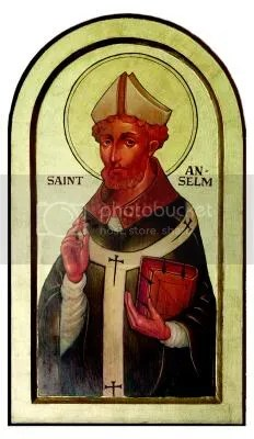 st anselm Pictures, Images and Photos