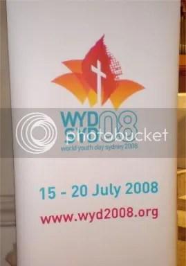 WYD08 Banner