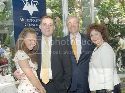 Judy Rapfogel family