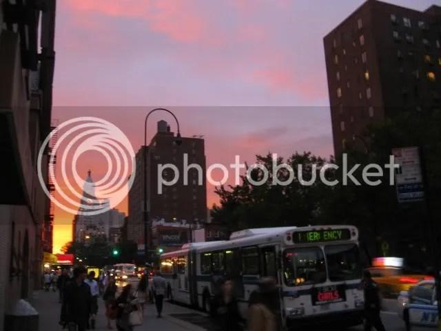 14 Street Sunset