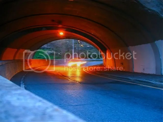 98th Street tunnel, Henry Hudson Parkway