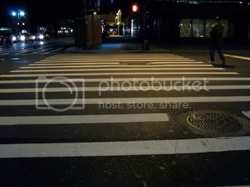 42nd St crosswalk
