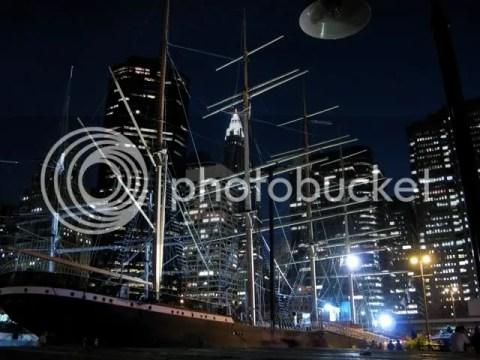 Peking ship, South Street Seaport