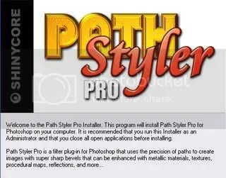 Path Styler Pro v1.5 for Adobe Illustrator/Photoshop