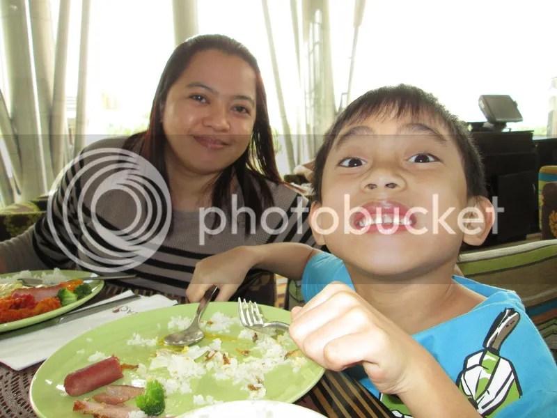Breakfast at Acacia Hotel Manila