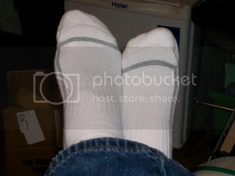 White Socks #2 Pictures, Images and Photos