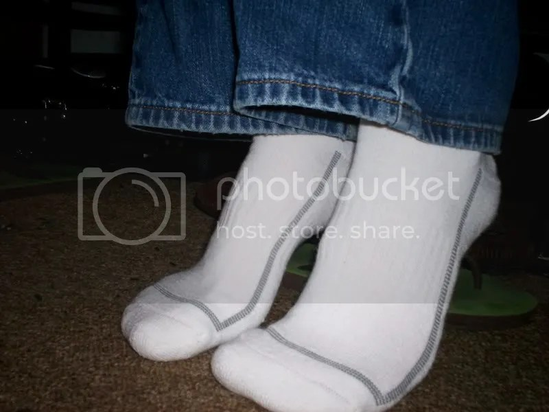 White Socks #1 Pictures, Images and Photos