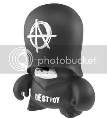 anarchy teddy troop