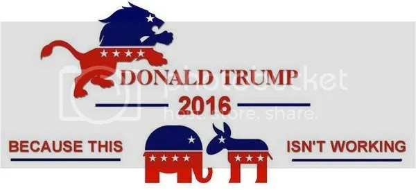 Image result for Donald Trump  and The Republican Party