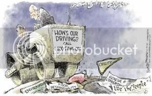 Neoconservative stewardship