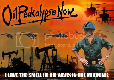Oilpeakalypse Now