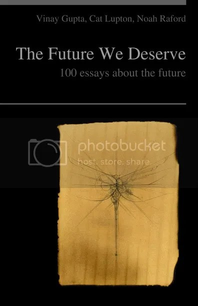 The Future We Deserve - front cover