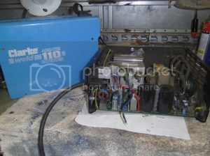 trying to repair arc tig 110 inverter | MIG Welding Forum