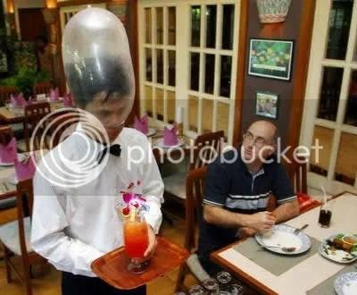 Restaurant Condom (THAILAND)