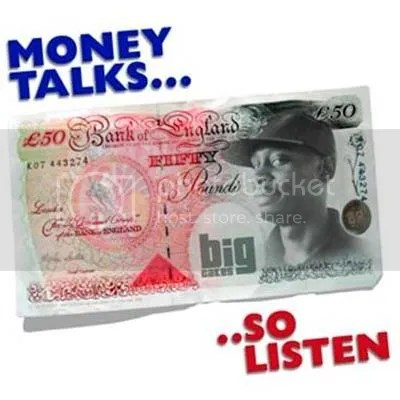 Big Cakes - Money Talks