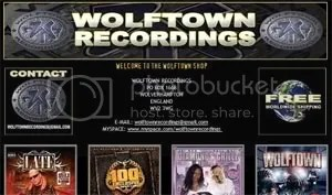 Wolftown new website
