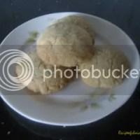 Oatmeal Nankatai/Cookies