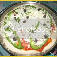 Weekend Pizza Baking