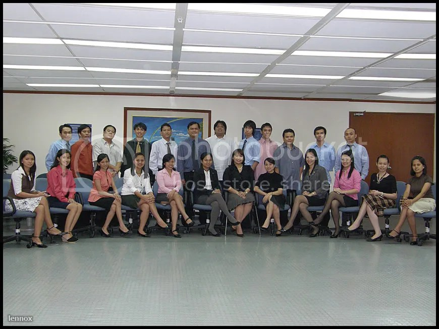 PSBank New Employee Orientation January 7-16, 2008 (5/6)