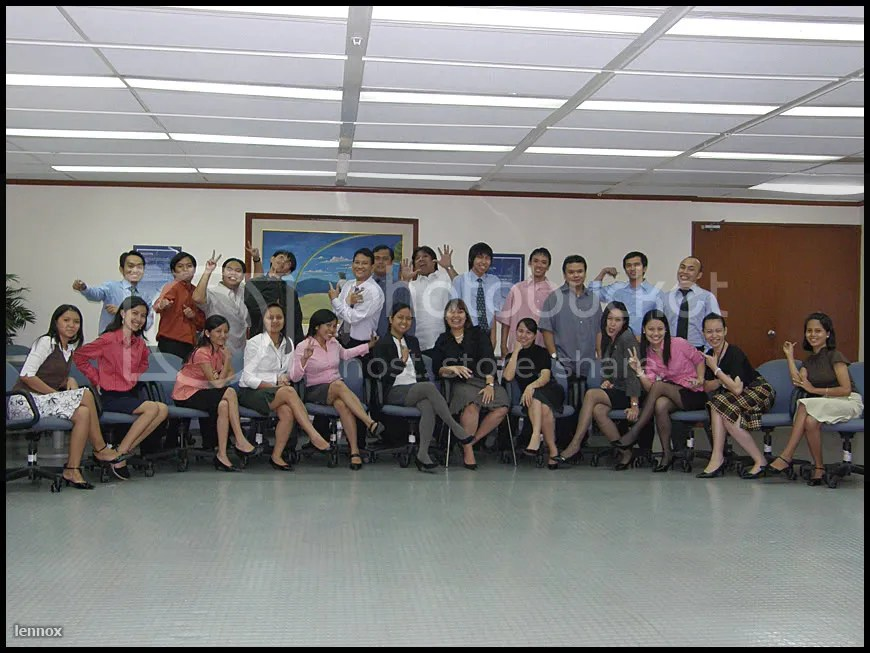 PSBank New Employee Orientation January 7-16, 2008 (3/6)