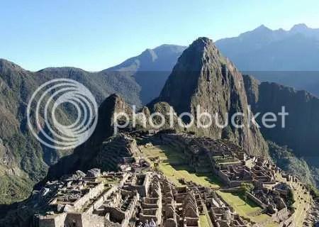 Machu Picchu: el santuario perdido de los incas