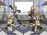Len & Rin, Haku, and Luka