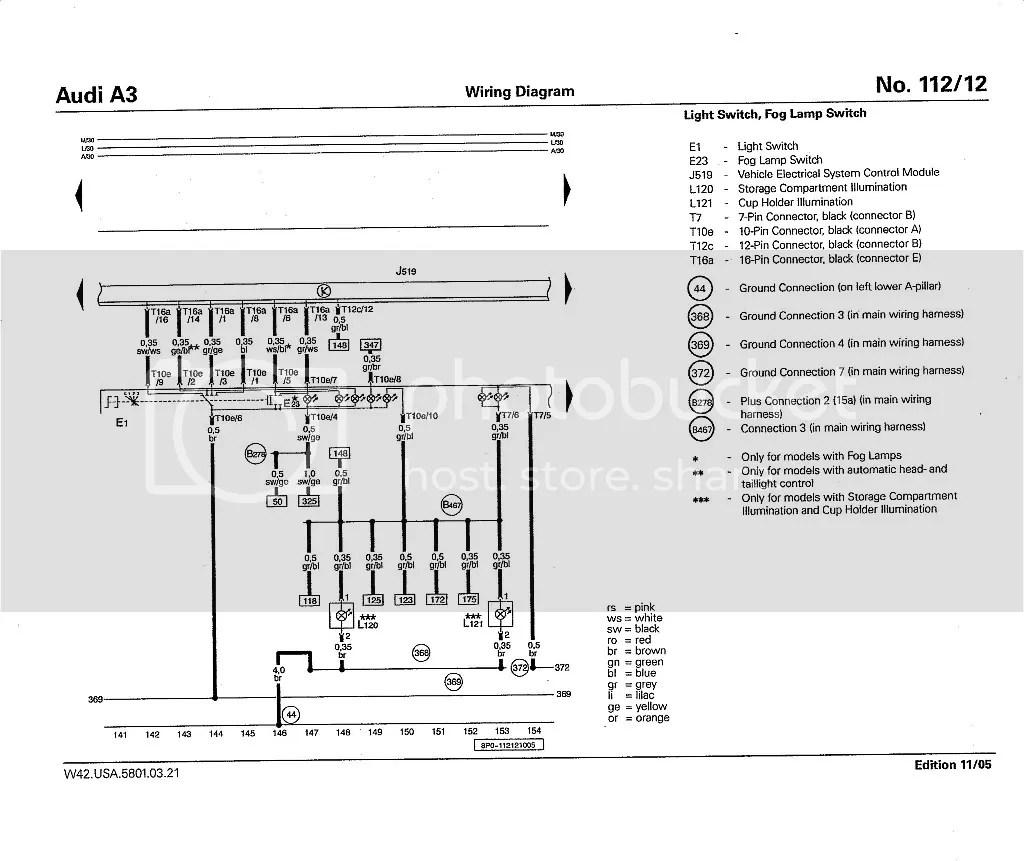 Wrg Wiring Diagram For Audi A3