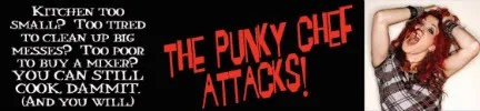 Punky Chef banner