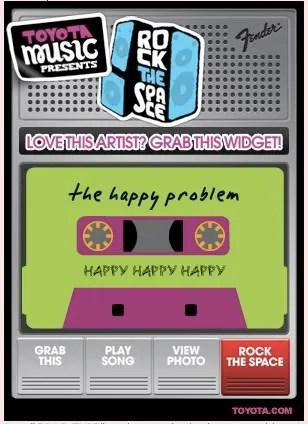 Click here to play our song and spread the happy...