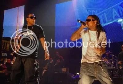 Lil Wayne ft Jay-Z - Mr Carter