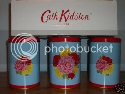 Cath Kidston Tins