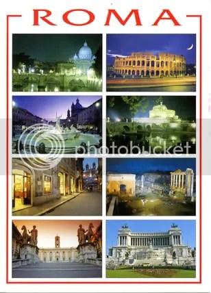 Kortti Roomasta