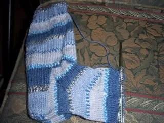 Knit, Harry, Knit!