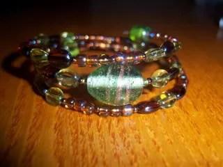 Shawn's Magic Wire bracelet