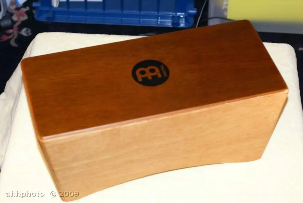 slap top cajon meinl