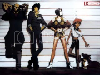 Action - Cowboy Bebop