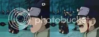 Violence - Naruto