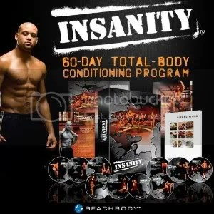 Insanity Workout