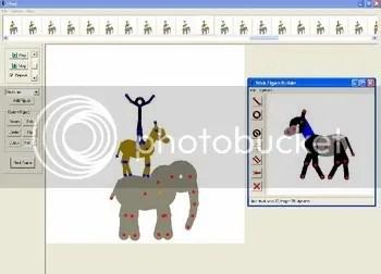 Pivot StickFigure Animation
