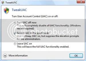 Tweak-UAC