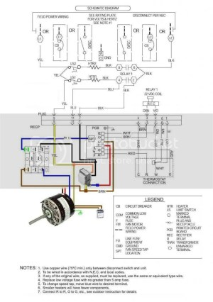 X13 ECM to PSC Blower Motor Conversion  Page 2