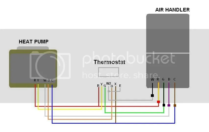 Help With Verifying Heat Pump Wiring