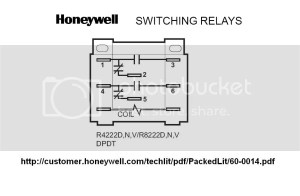 honeywell relay wiring diagram Gallery