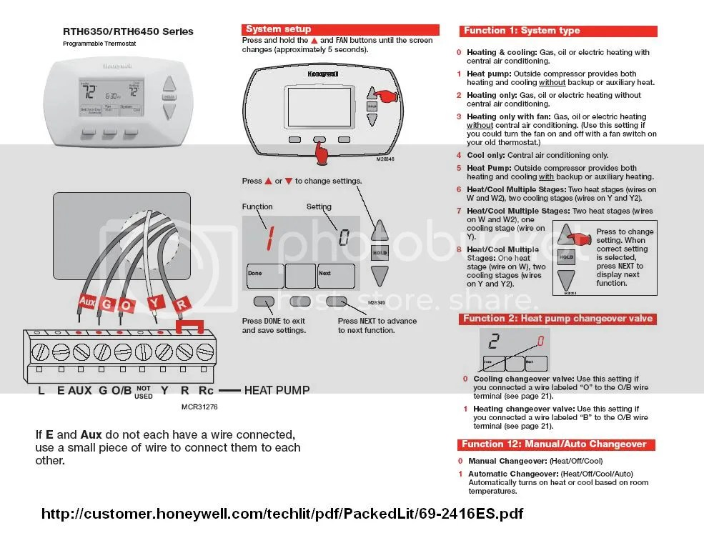 honeywell ct3611 wiring diagram honeywell zone board