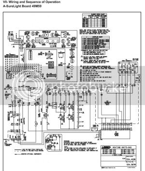 URGENT  Lennox G61MPV furnace schematic  DoItYourself