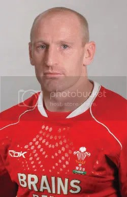 Gareth Thomas Pictures, Images and Photos