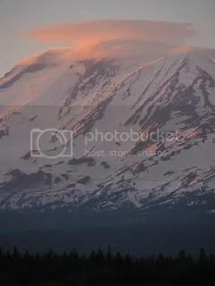 Mountain sunset carolyn