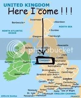 Britanijo, stižeeeeeeem !