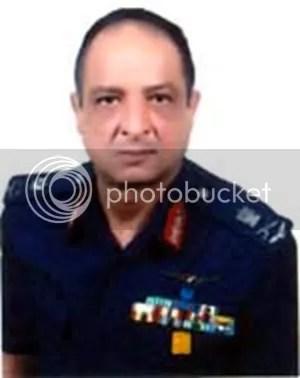 Air Marshal Shafiq