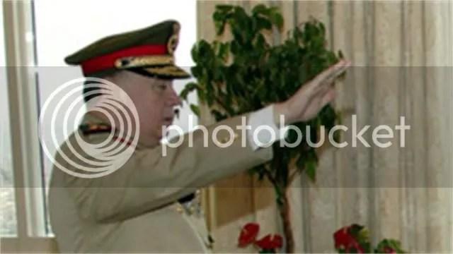 Defense Minister Ali Habib Mahmoud